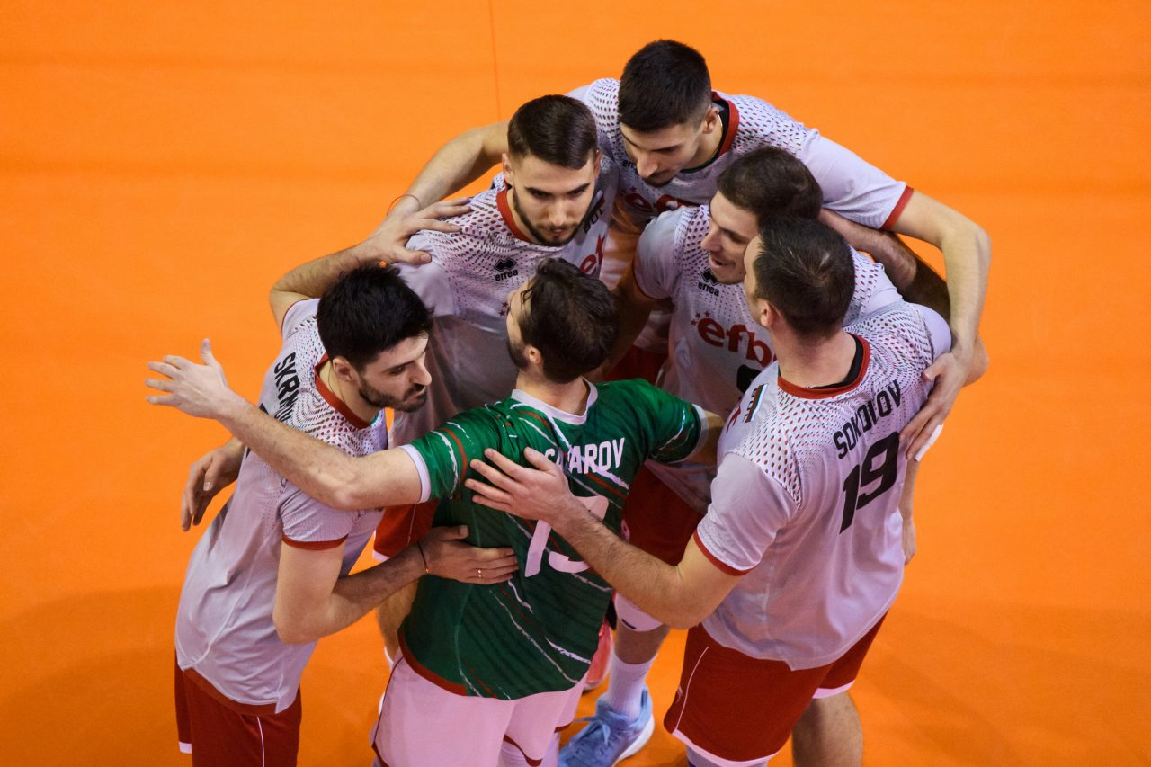Volleyball, CEV Olympia-Qualifikation, Serbien (SRB) vs. Bulgarien (BUL)