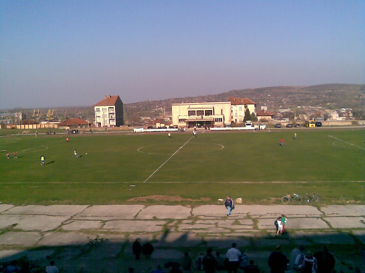 Lom,_Bulgaria_-_stadium